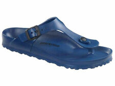 Sandali e scarpe casual blu con fibbia per il mare da donna