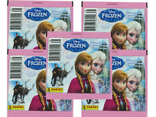 Panini - Disney Frozen Sticker Collection - PACKS (5 Pack Lot) - New