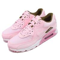 Nike Wmns Air Max 90 SE Have A Nike Day Pink Women Shoes Sneakers 881105-605