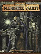 Plundered Vaults (Warhammer Fantasy Roleplay) US HC 1st/1st NF