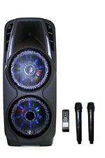 EMB PKL5000 Rechargeable Speaker System Built-in Bluetooth/SD/MMC/USB