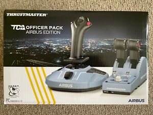 ThrustMaster TCA Officer Pack AIRBUS Edition 🔥 Free Shipping