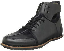 TSUBO Lander Chaussure Cuir Noir men's shoes US 8 / UK 7 / EUR 40.5 (rrp:179€)