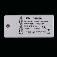 DC 12V 1A LED Power Supply LED Transformato 12W LED Strip Light TS-090 BAF