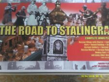 BARZSO AND TSSD BATTLE OF STALINGRAD PLAYSET MIB WITH EXTRAS.