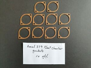 Amal 379 Carburettor Float Chamber Gaskets