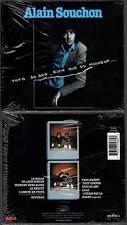"""ALAIN SOUCHON """"Toto 30 Ans, Rien Que Du Malheur"""" (CD Digipack) 2000 NEUF"""