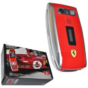 New Sharp GX25 Ferrari Edt Red Unlocked Very Rare Phone Collector's Item SIMFree
