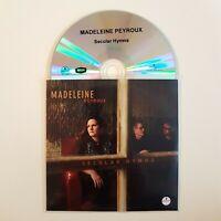 MADELEINE PEYROUX : SECULAR HYMNS  ♦ FRENCH CD PROMO ALBUM  ♦