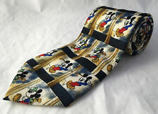Mickey Unlimited DIsney Mickey Mouse Golf Mens Neck Tie