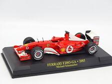 Ixo Presse 1/43 - Ferrari F1 F2003 GA 2003 Schumacher