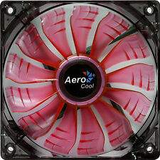 Aerocool Air Force 140x140x25 Ventola Raffreddamento A Led Pc da 140mm Red