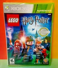 LEGO Harry Potter Years 1-4 Microsoft Xbox 360 BRAND NEW X Y Factory Sealed Rare