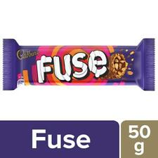 Cadbury Fuse Chocolate Bar, 50 g pack of 20 pcs