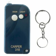 Carper CX-318 Key Chain Remote Allstar Allister 9 Code Switch Comp GO-00-030