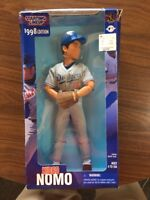 """Hideo Nomo Starting Lineup 12"""" Action Figure B56"""