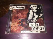 Melissa Etheridge - Yes I Can CD Album 1993 Island