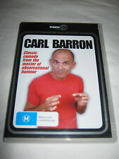 Carl Barron - Premium Collection + Poster - VGC - DVD