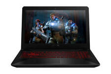 ASUS TUF FX504GD 15.6 inch (128GB+1TB,Core i7 8th Gen.,2.2GHz,8GB) Laptop - Red - FX504GDE4081T