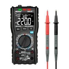 MESTEK DM100 Digital Multimeter True RMS Non-contact NCV 10000 counts AC/DC test