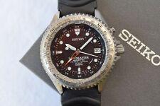 Serviced Seiko Prospex Landmaster Kinetic Watch SBDW005 Titanium 5m65-0A20 GMT