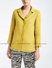 🌟✨New!  'S MAX MARA Flaxlinen&Cotton  Blazer 12USA_ 14GB_ 42D_ 46IT_ 44FR