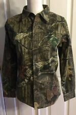 Redhead Silent Hide Camo XL Youth Hunting Shirt Long sleeve Button Down