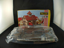 Faller B-268 HO caserne de pompier neuf en boîte/boxed Mint