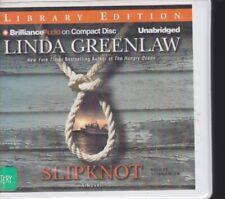 SLIPKNOT by LINDA GREENLAW ~UNABRIDGED CD AUDIOBOOK
