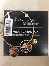 Alex&Ani Washington D.C. A12EB111RG