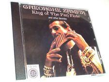 CD Zamfir:Gheorghe Zamfir: King of the Pan Flute & Other Favorites (1994 Legacy)