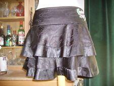 Black Laura Lees at TopShop RaRa Rockabilly Cloud Skirt Small BNWT 46 euros