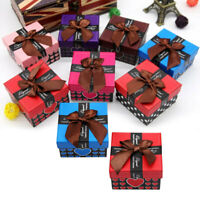 Hot Durable Present Gift Box Case Bracelet Bangle Jewelry Watch Boxes wholesale