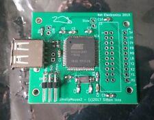 SmallyMouse 2 USB to Quadrature mouse interface for BBC, Acorn, Atari & Amiga.
