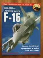 F-16 Lockheed Martin - Wieliczko & Brzeg-Wielunski