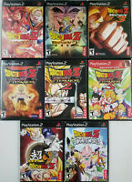 Dragon Ball Z (Playstation 2) PS2 Tested