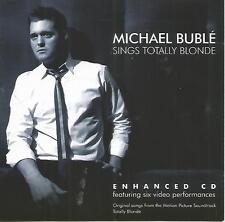Michael Buble Sings Totally Blonde CD (Very Scratched)