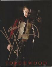 James Marsters - Torchwood signed photo