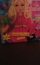 "Barbie Lenticular Jigsaw Puzzle 48 Pieces 12"" x 9"" sealed"