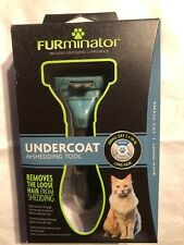 FURminator UNDERCOAT DeShedding SMALL Cats LONG Hair