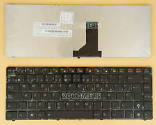For ASUS A42JR A42JV A42JY A42JZ A43E A43SV A43SM Keyboard Spanish Teclado Frame