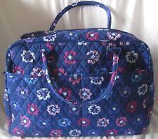 Vera Bradley Factory Weekender Travel Bag in Ellie Flowers