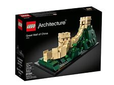 Lego Architecture - Great Wall of China - 21041 - BNISB - AU Seller