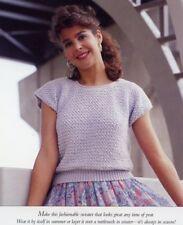28a5b6fff2770 Ladies Round Neck Pullover Single Pattern Vanna White Fashionable Sweater