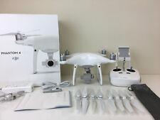 "DJI PHANTOM 4 PRO DRONE with Gimbal Camera with 1"" CMOS Sensor. 4K 60fps."