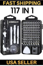 117 PC Professional Disassembly Tool Kit for MacBook Pro Air iMac iPhone iPad Mi
