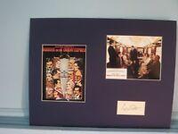 "Agatha Christie 's ""Murder on the Orient Express"" & John Gielgud autograph"