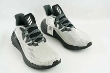 Adidas Alphaboost Boost Grey White Black FW4548 Men's Shoes Continental