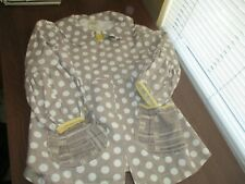 Persnickety Jacket NWOT Size 8