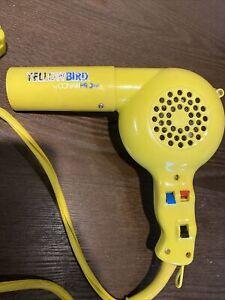 Yellowbird Professional 1600 Hair Dryer by Conair  07516A